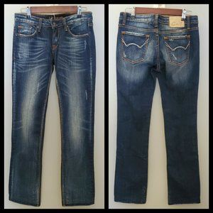 Cult of Individuality Distressed Jeans Size 28
